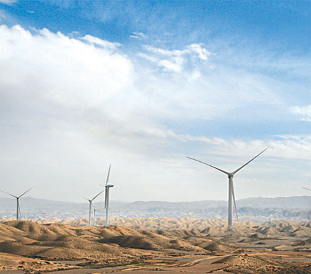 Cleaning up on green energy investment