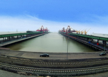 Construction to fuel growth in Cangzhou's coastal region
